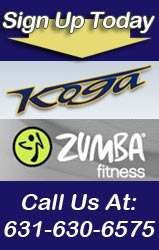 Sign Up Today For Koga & Zumba Fitness Classes